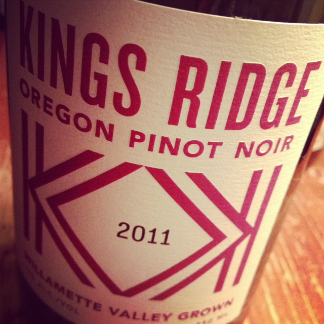Best Case Scenario: Union Wine Company Kings Ridge Pinot Noir